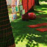 Императорские сады - Красной нитью