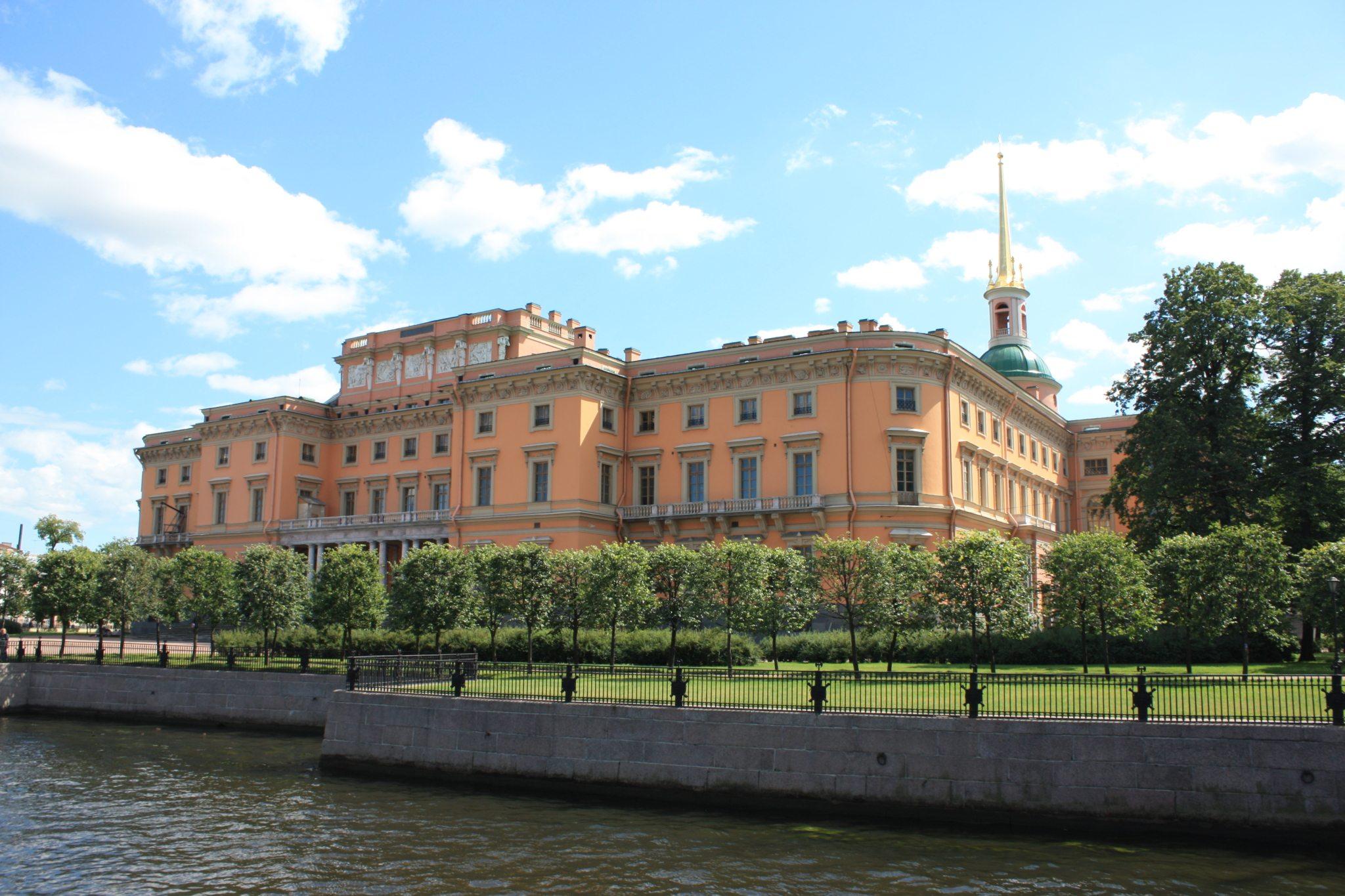 Михайловский замок - Saint Michael's Castle