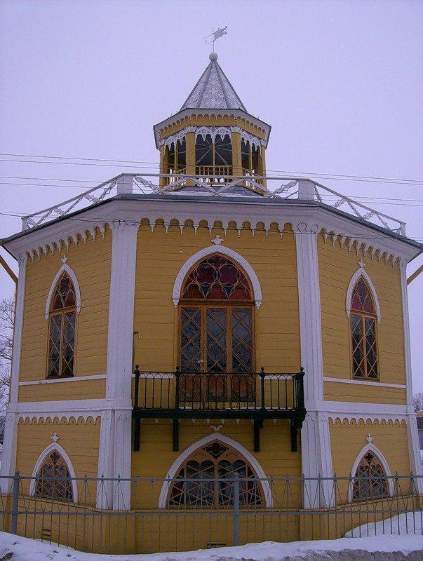 Павильон Ферма пос. Тярлево - Farm pavilion in Tyarlevo