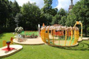 Императорские сады - живой зоопарк