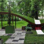 Императорские сады - ландшафтная композиция