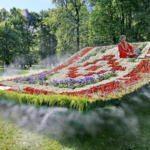 Императорские сады - Ковер-самолет