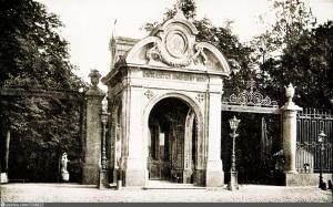 Часовня у Летнего сада. Фото 1890-1900 гг