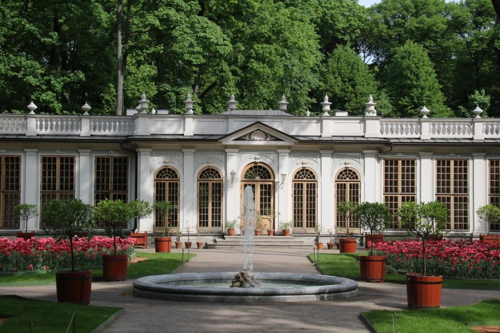 Оранжерея Летнего сада Санкт-Петербург