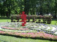 Фестиваль Императорские сады России 2008. Сады Русского музея. Михайловский сад.