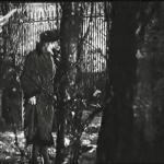 3. Кадр из фильма Валерий Чкалов 1941 г. В Летнем саду