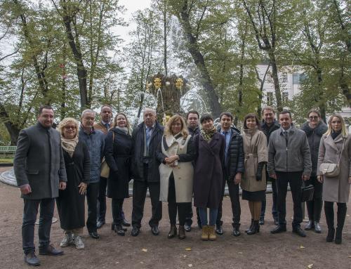 Конкурс на лучшее комплексное благоустройство территории Санкт-Петербурга