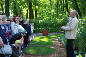 Ботанические экскурсии в Летнем саду